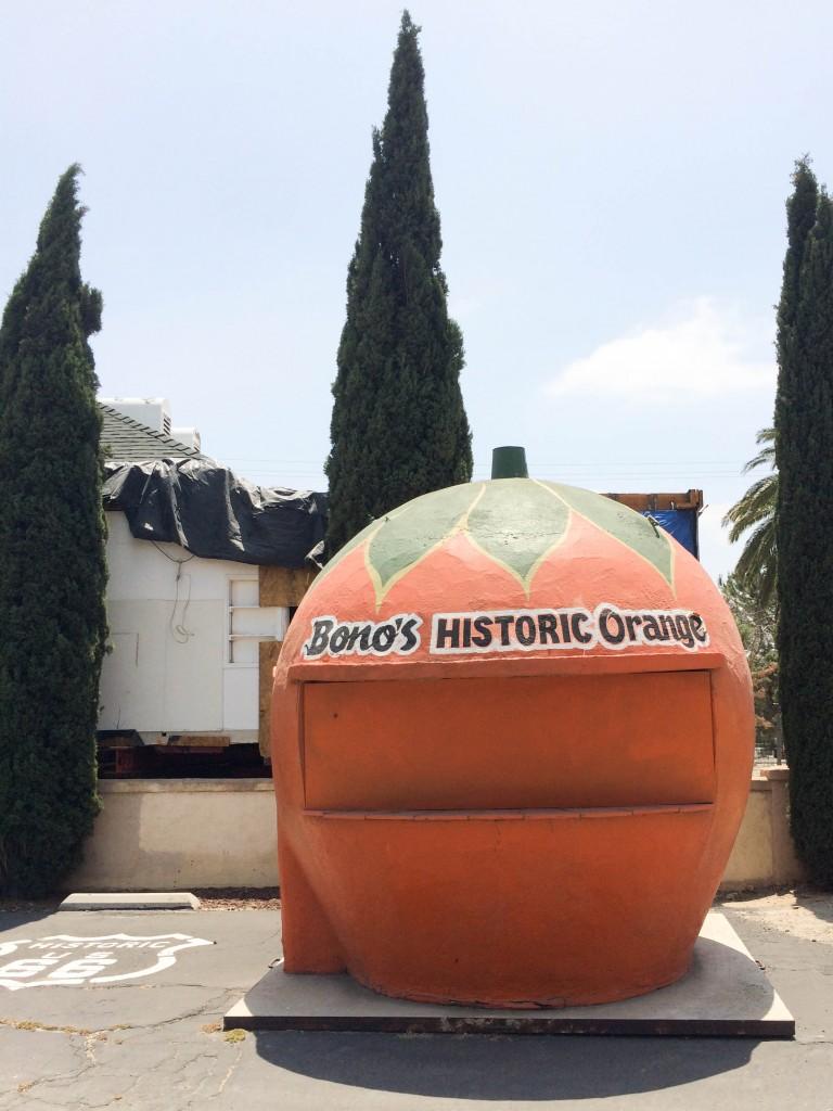 Rialto to Pasadena along Route 66