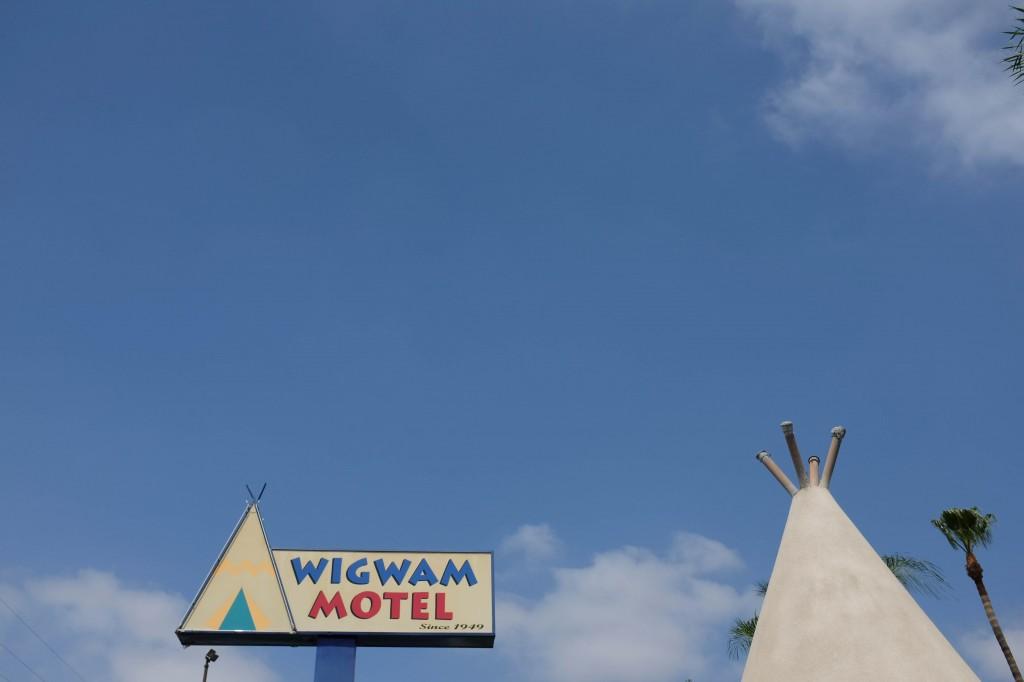 Rialto Wigwam Motel Route 66