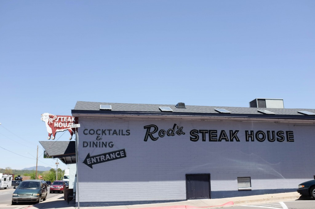 Rods Steak House Williams Route 66
