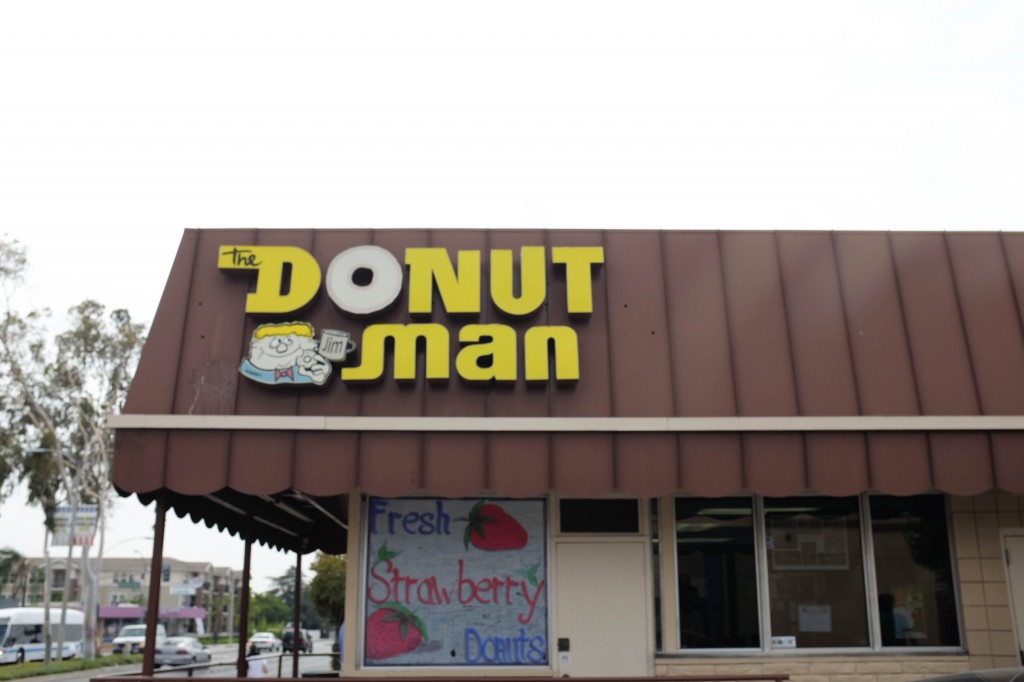 The Donut Man Route 66