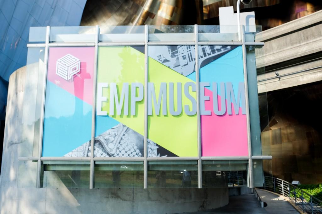 Seattle EMP Museum - Legal Miss Sunshine