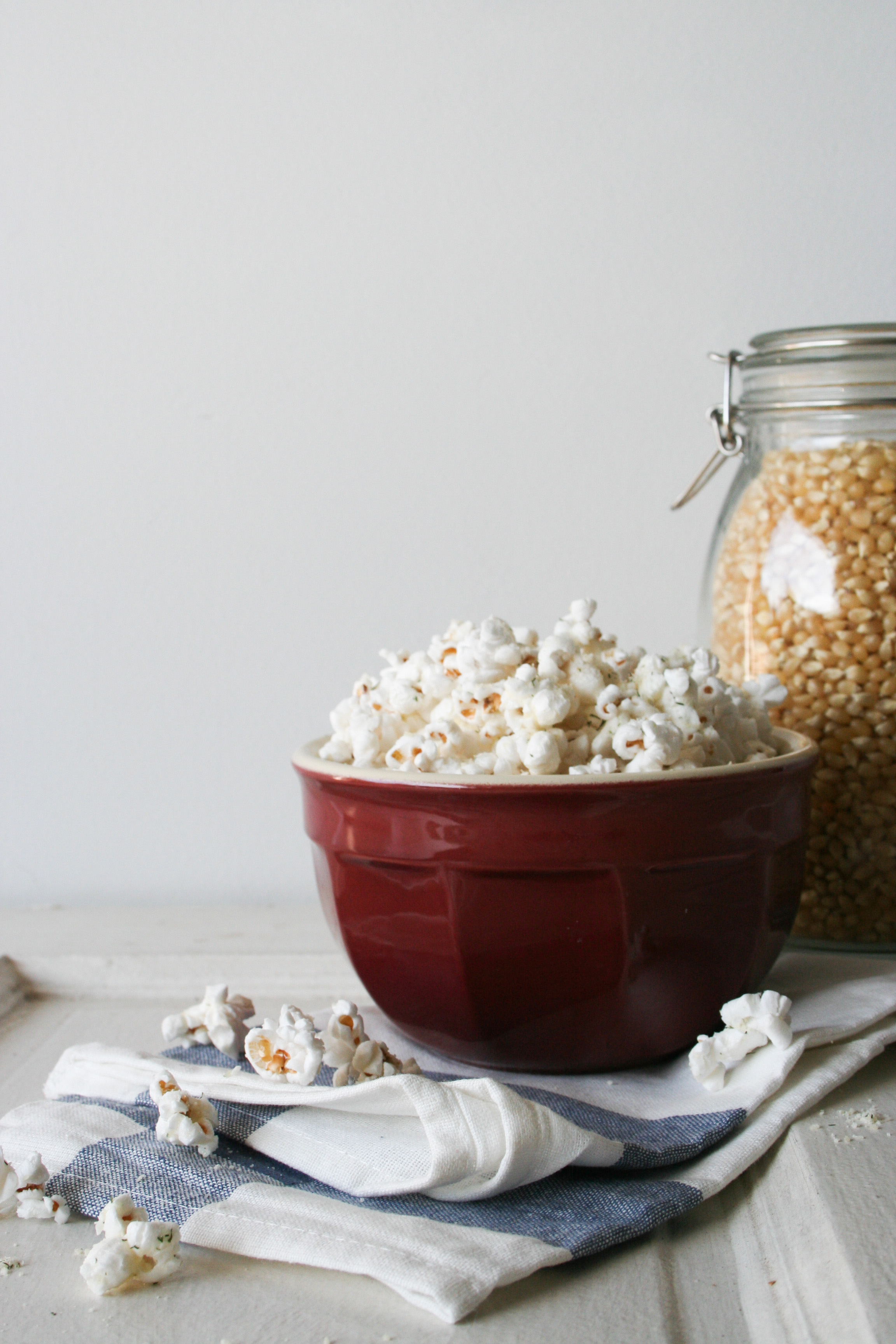 how to use popcorn seasoning