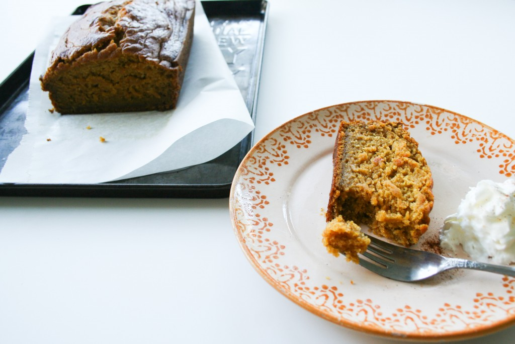 Monastery Pumpkin Bread - Legal Miss Sunshine