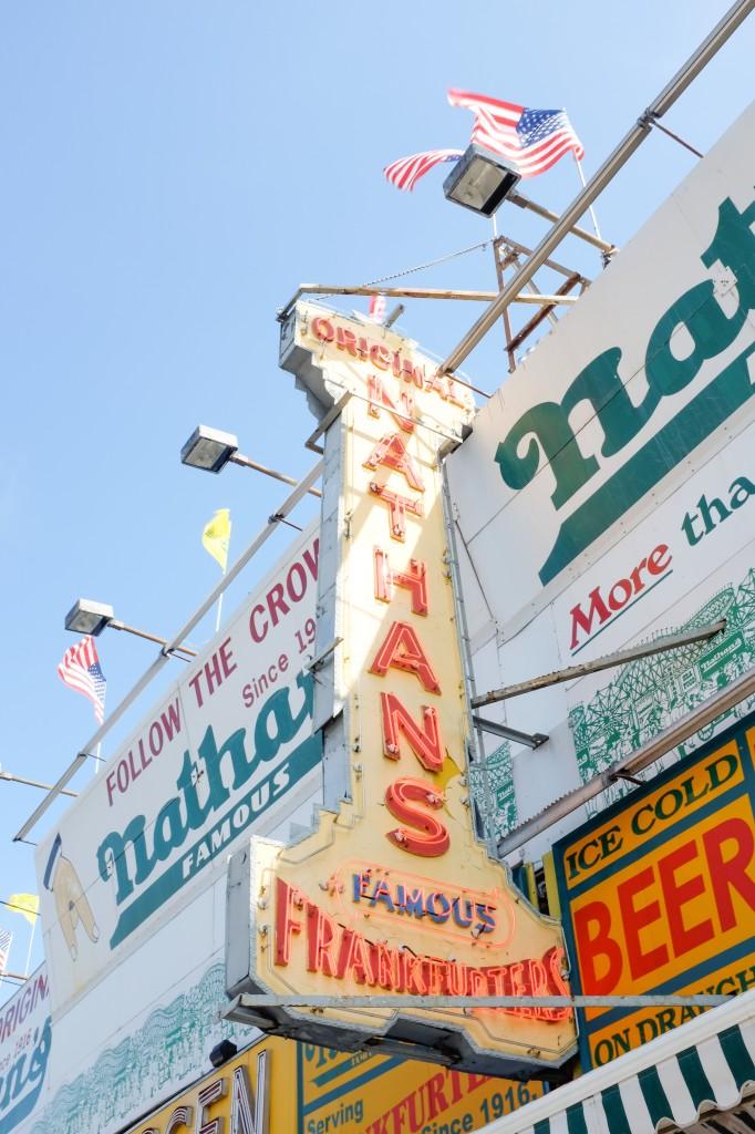 New York Coney Island - Legal Miss Sunshine
