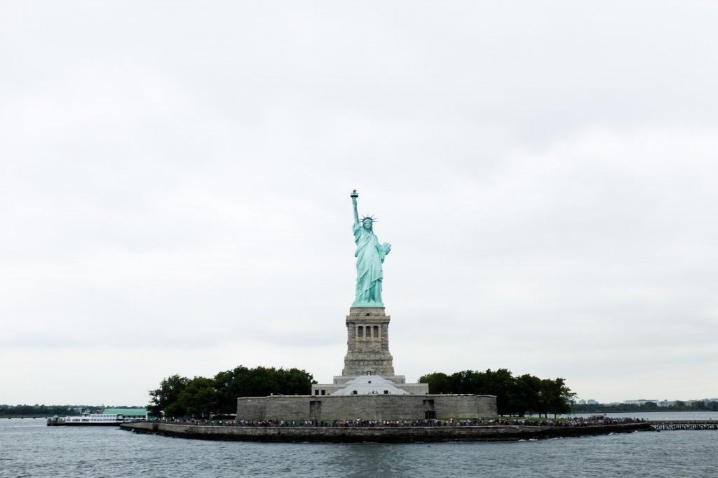 New York Statue of Liberty - Legal Miss Sunshine