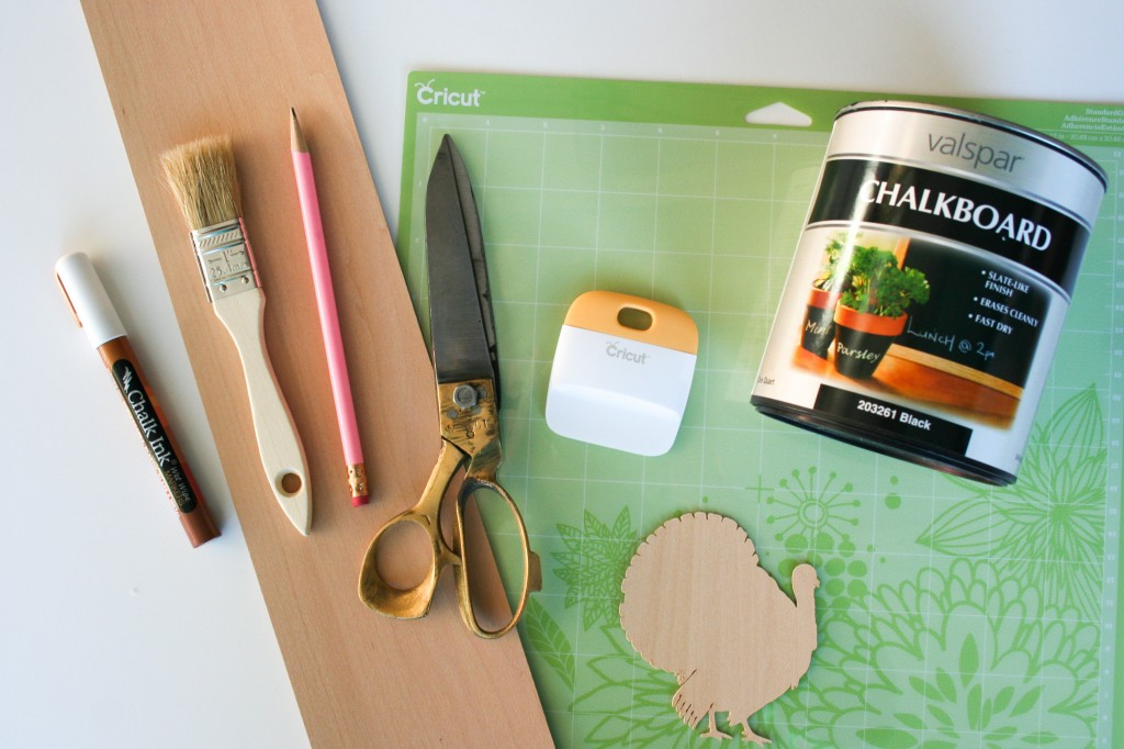 Cricut DIY Thanksgiving Turkey Shoot - Legal Miss Sunshine