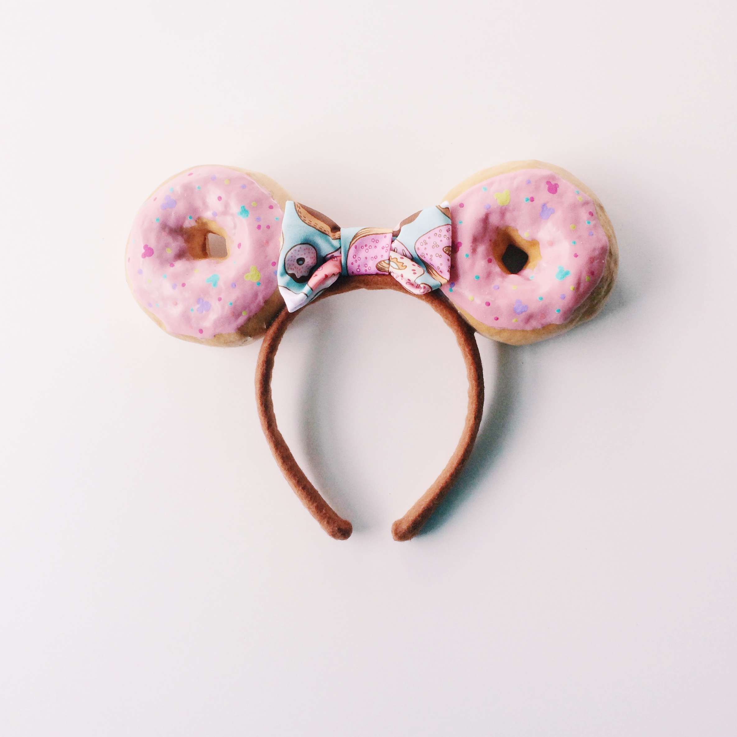 Donut Mickey Mouse Ears Disneyland- Legal Miss Sunshine