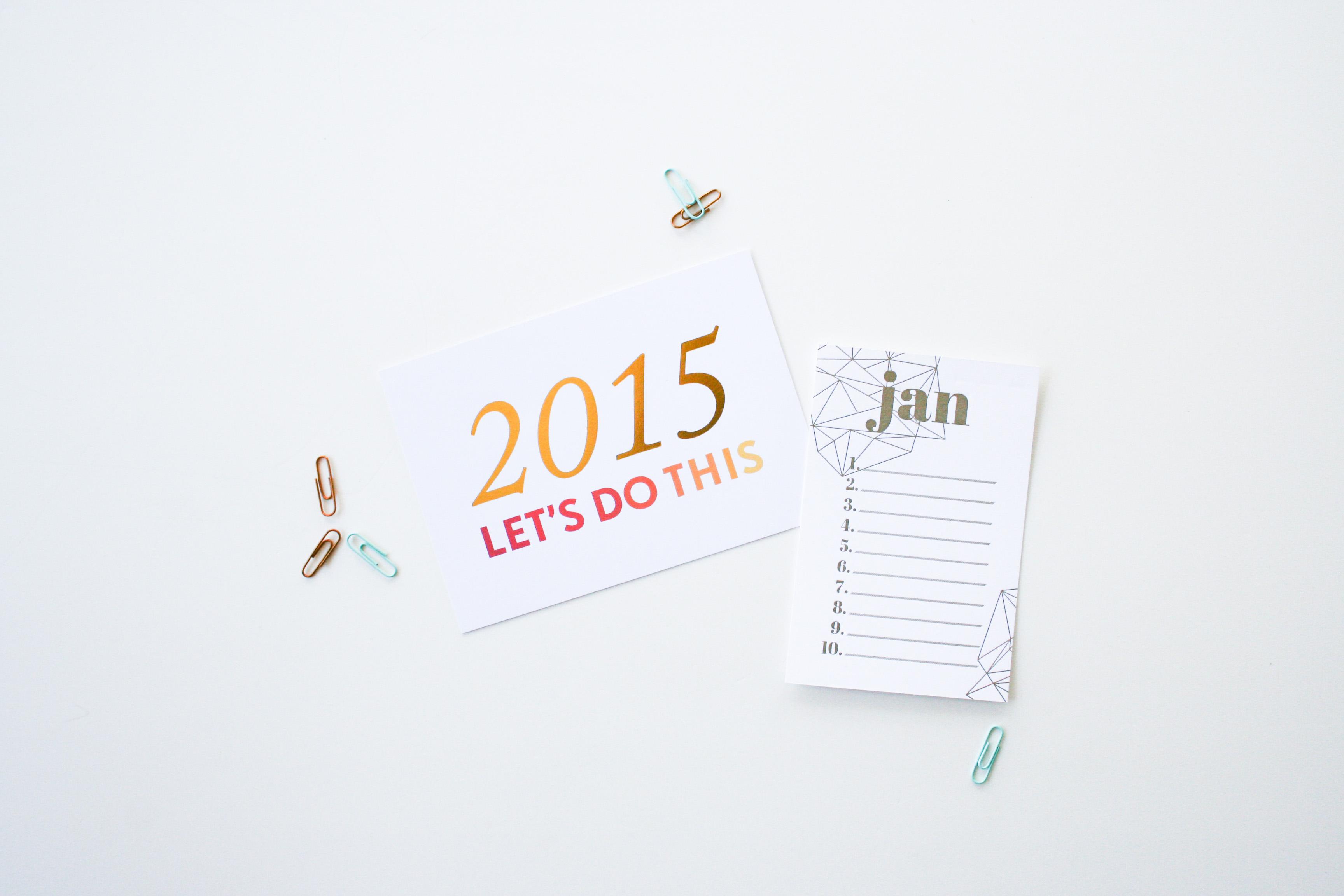 2015 Resolutions - Legal Miss Sunshine
