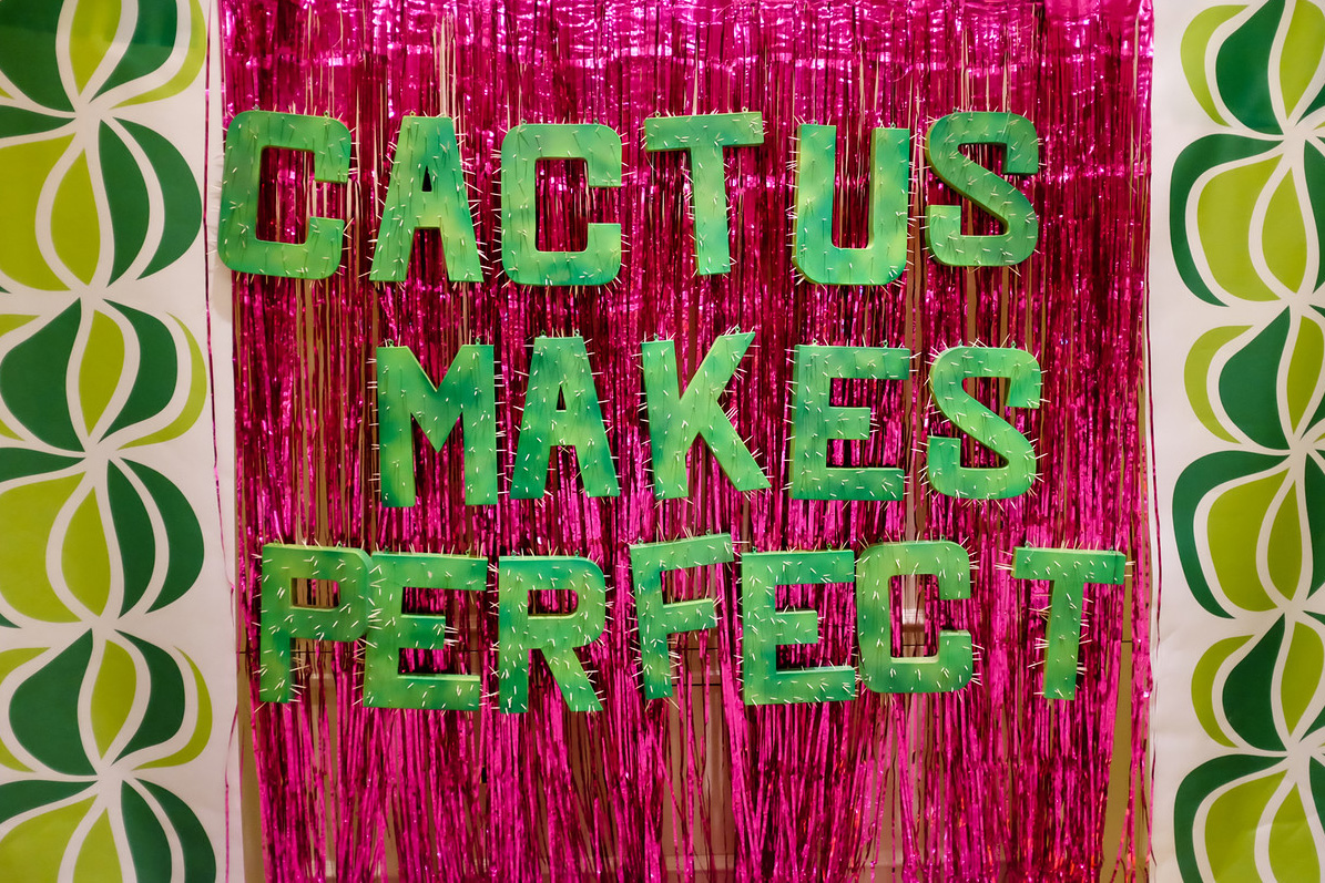 Cactus Makes Perfect Party - Alt-Summit - Legal Miss Sunshine