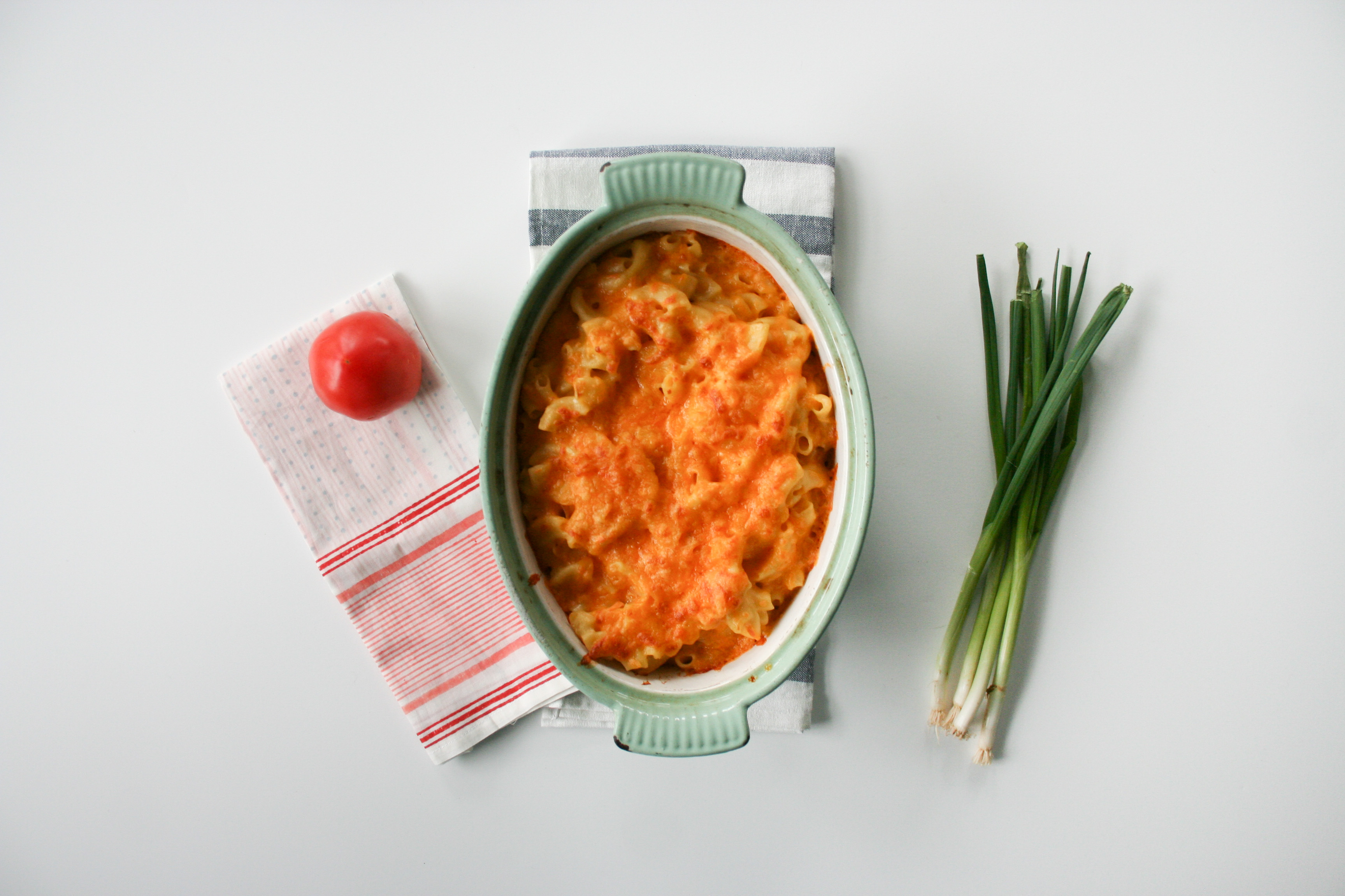 Classic Baked Mac and Cheese - Legal Miss Sunshine