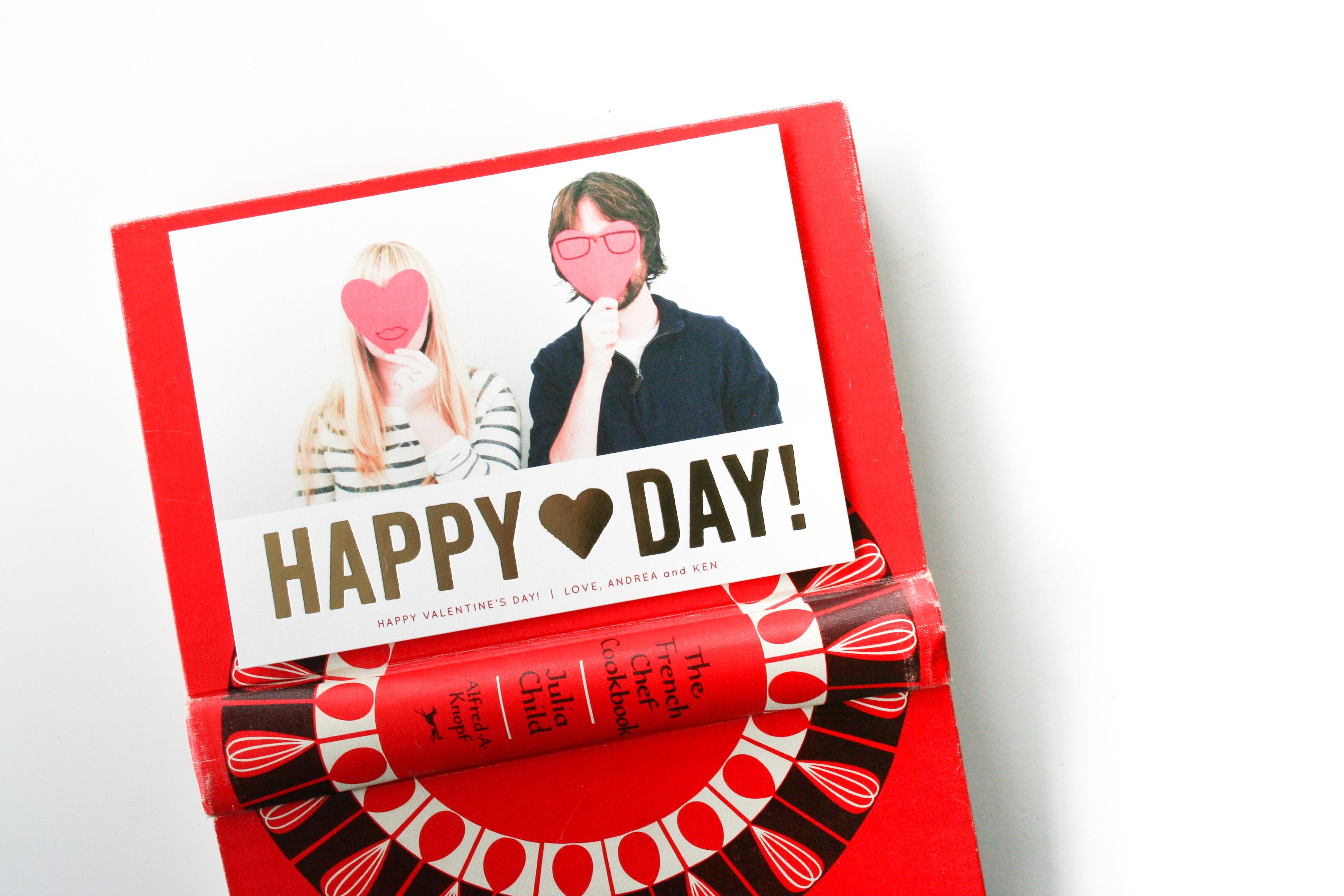Julia Child Valentines Day Cards - Legal Miss Sunshine