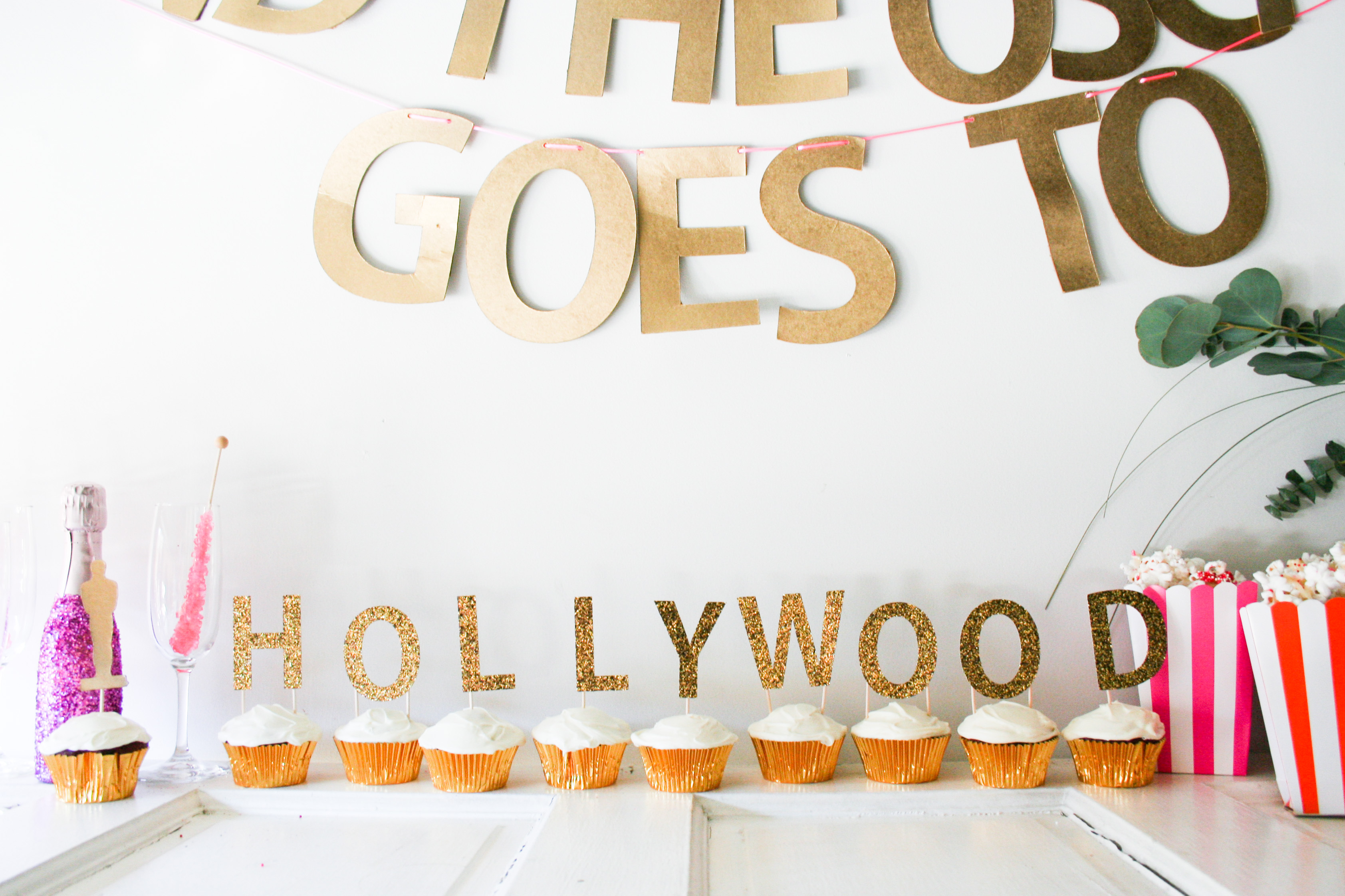 Oscar Party - Legal Miss Sunshine