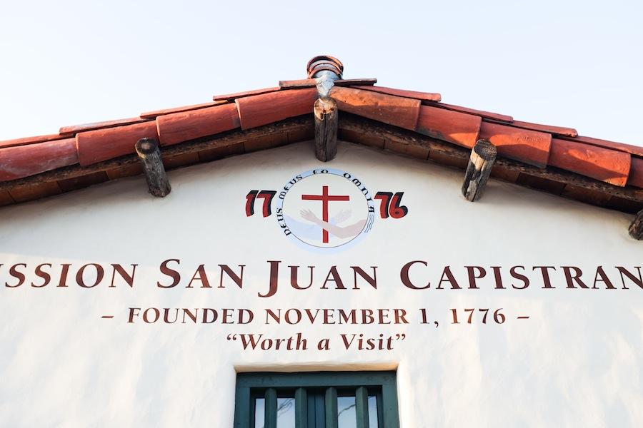 Mission San Juan Capistrano - Legal Miss Sunshine