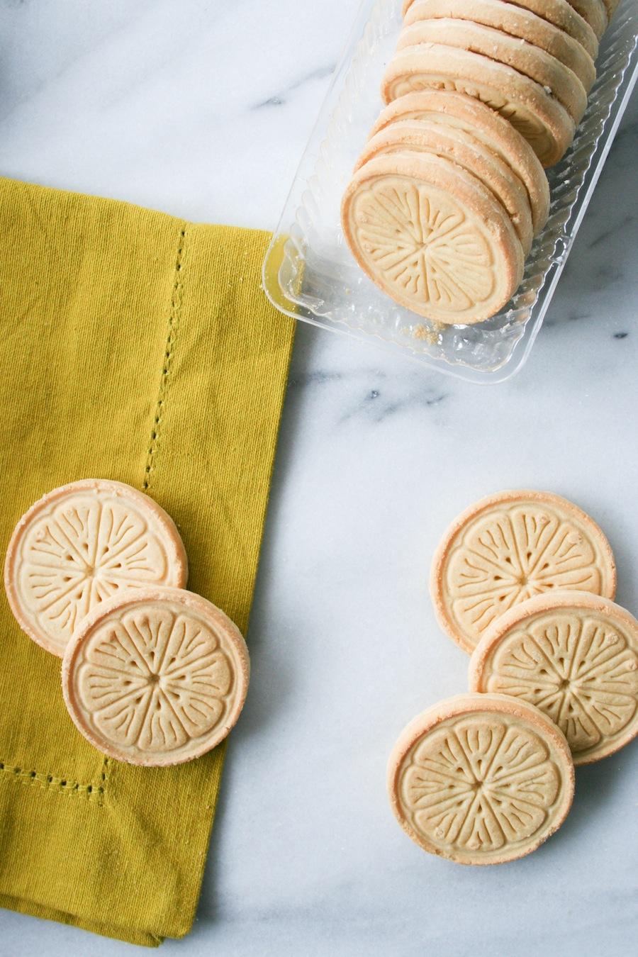 Lemonades Girl Scout Cookies Ice Cream Recipe - Legal Miss Sunshine