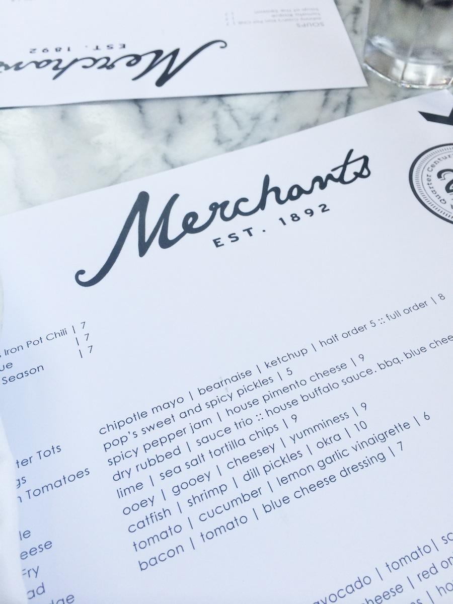 Merchants // Nashville // Legal Miss Sunshine