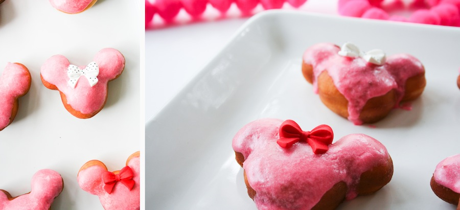 Minnie Mouse Baby Shower with Donuts - Legal Miss Sunshine