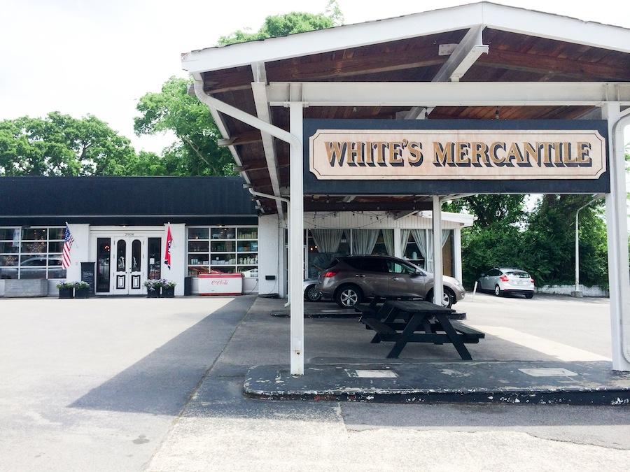 White's Mercantile // Nashville // Legal Miss Sunshine