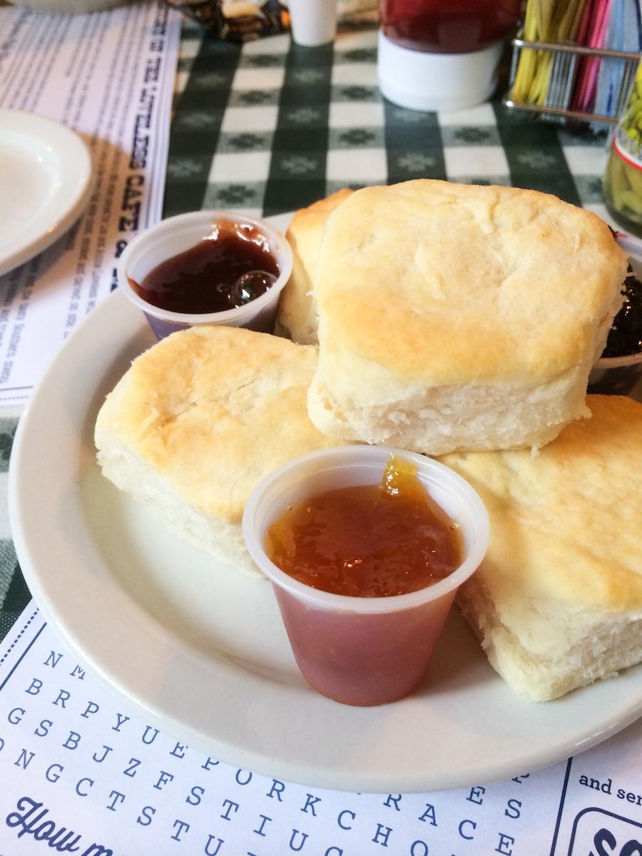 Loveless Cafe // Nashville // Legal Miss Sunshine