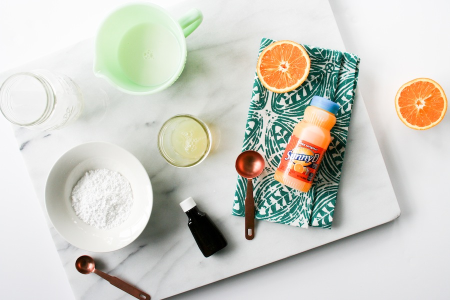 Orange Delicious Orange Julius SunnyD Recipe - Legal Miss Sunshine