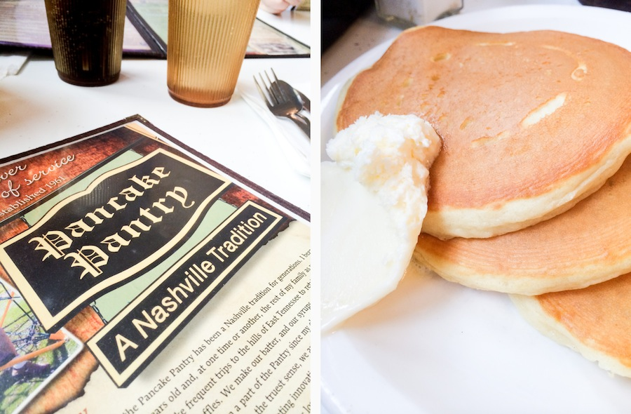 Pancake Pantry // Nashville // Legal Miss Sunshine