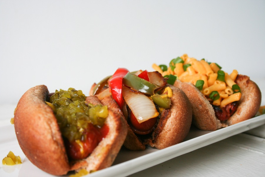 Grilled Hot Dog Recipes // Legal Miss Sunshine