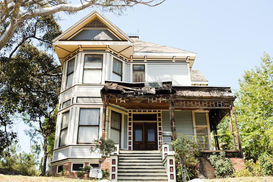 Carroll Avenue // Thriller House // Legal Miss Sunshine