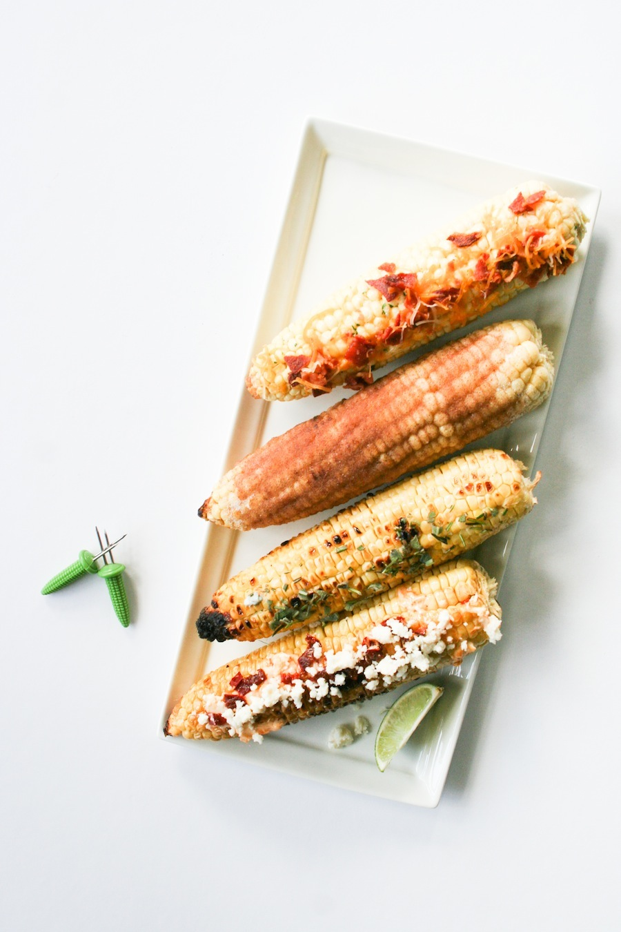 Grilled Corn Flavored Butter Recipes // Legal Miss Sunshine