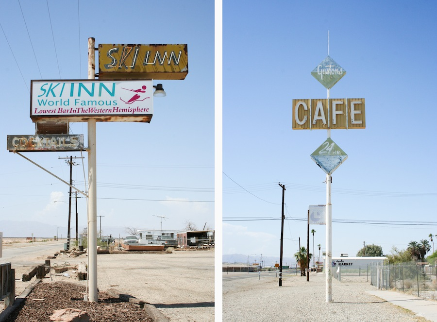 Salton Sea // Legal Miss Sunshine