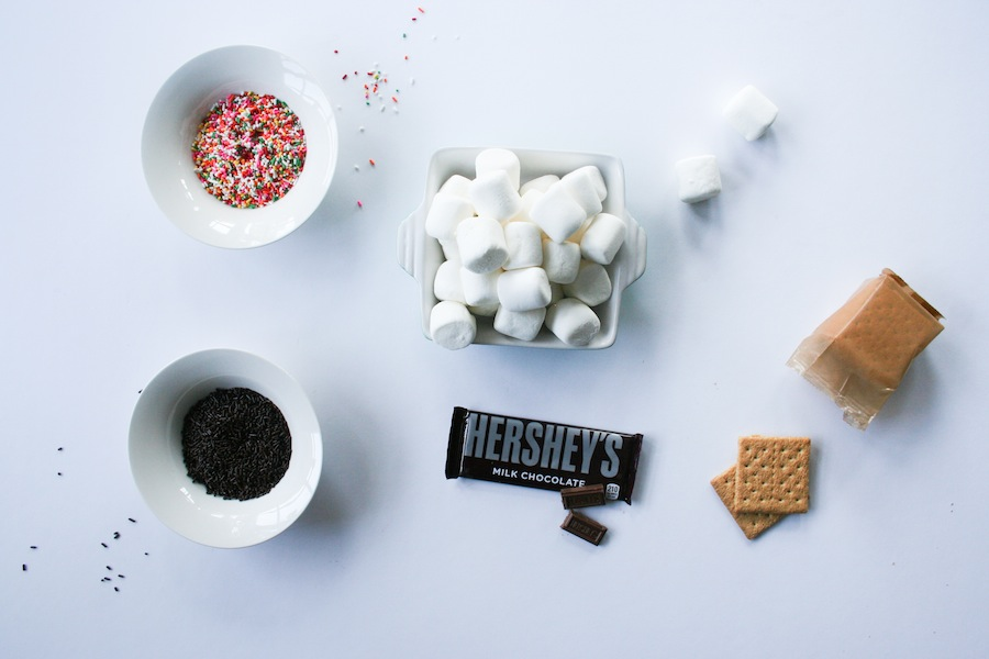 S'mores Party Bar // Legal Miss Sunshine