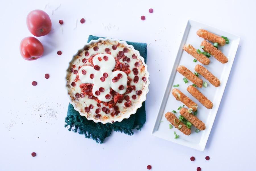 Pizza Dip Recipe // Legal Miss Sunshine