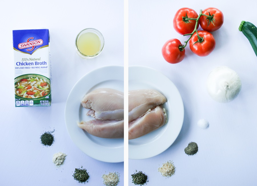 Ranch Marinade Grilled Chicken Recipe // Legal Miss Sunshine