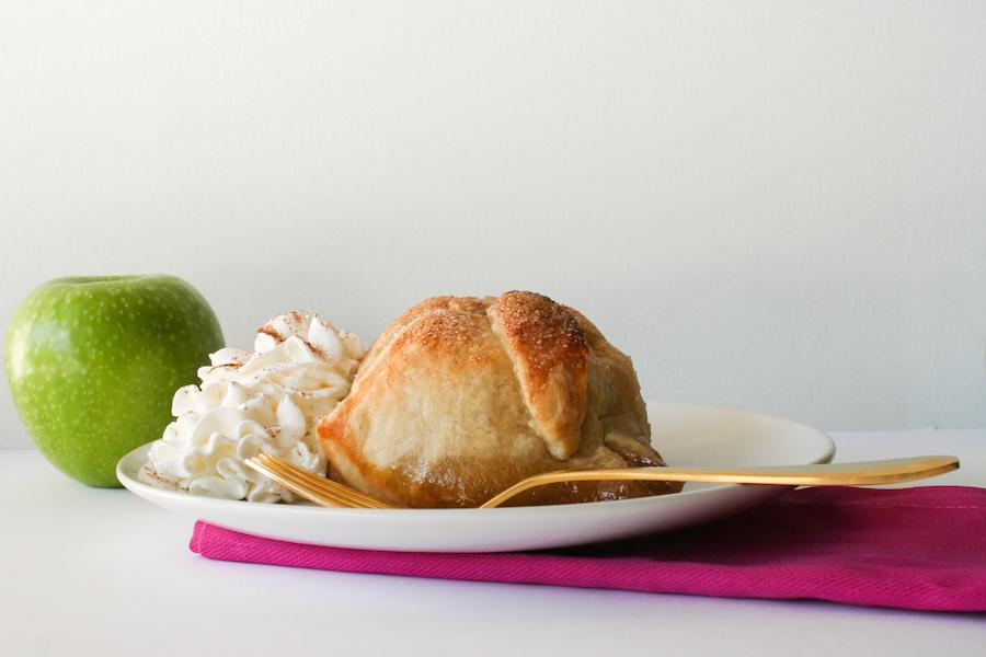 Apple Dumplings Recipe // Legal Miss Sunshine