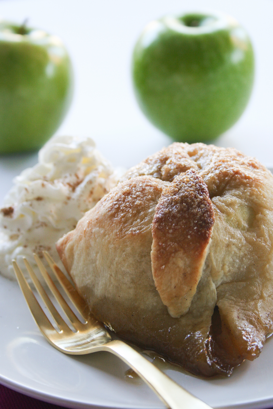 Apple Dumplings Recipe // Legal Miss Sunshine