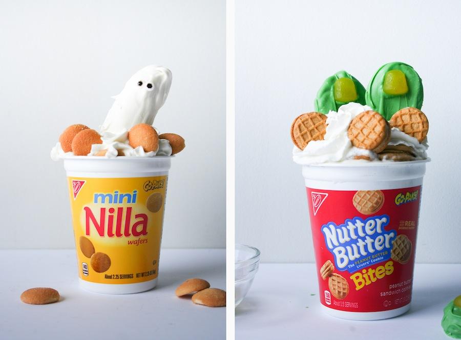 Monster Toe Jam Nutter Butter Pudding GoPak // Legal Miss Sunshine