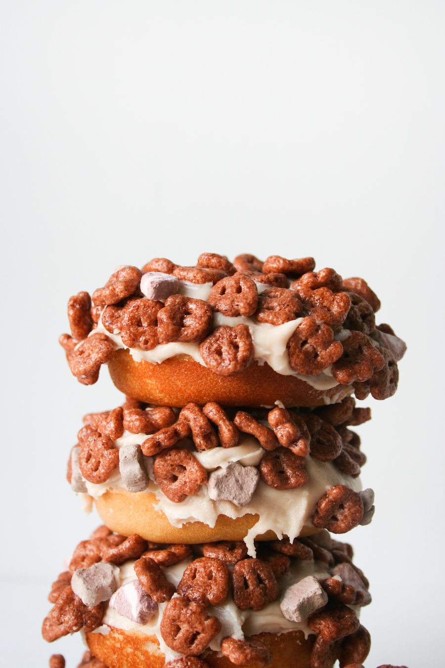 Count Chocula Cereal Milk Donuts // 13 Nights of Donuts // Legal Miss Sunshine