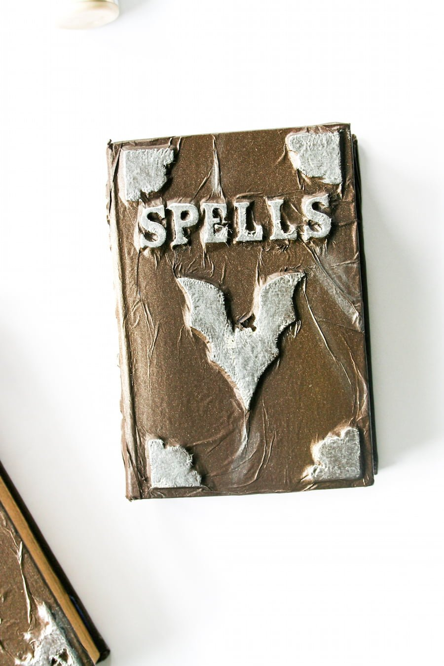 diy witches' spell book