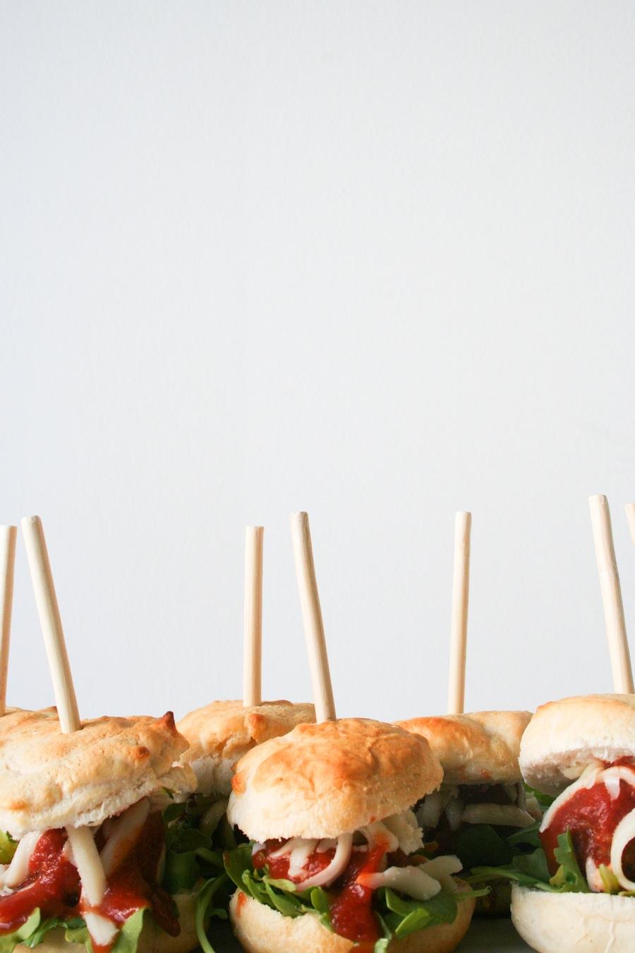 Easy Meatball Sliders Recipe // Legal Miss Sunshine