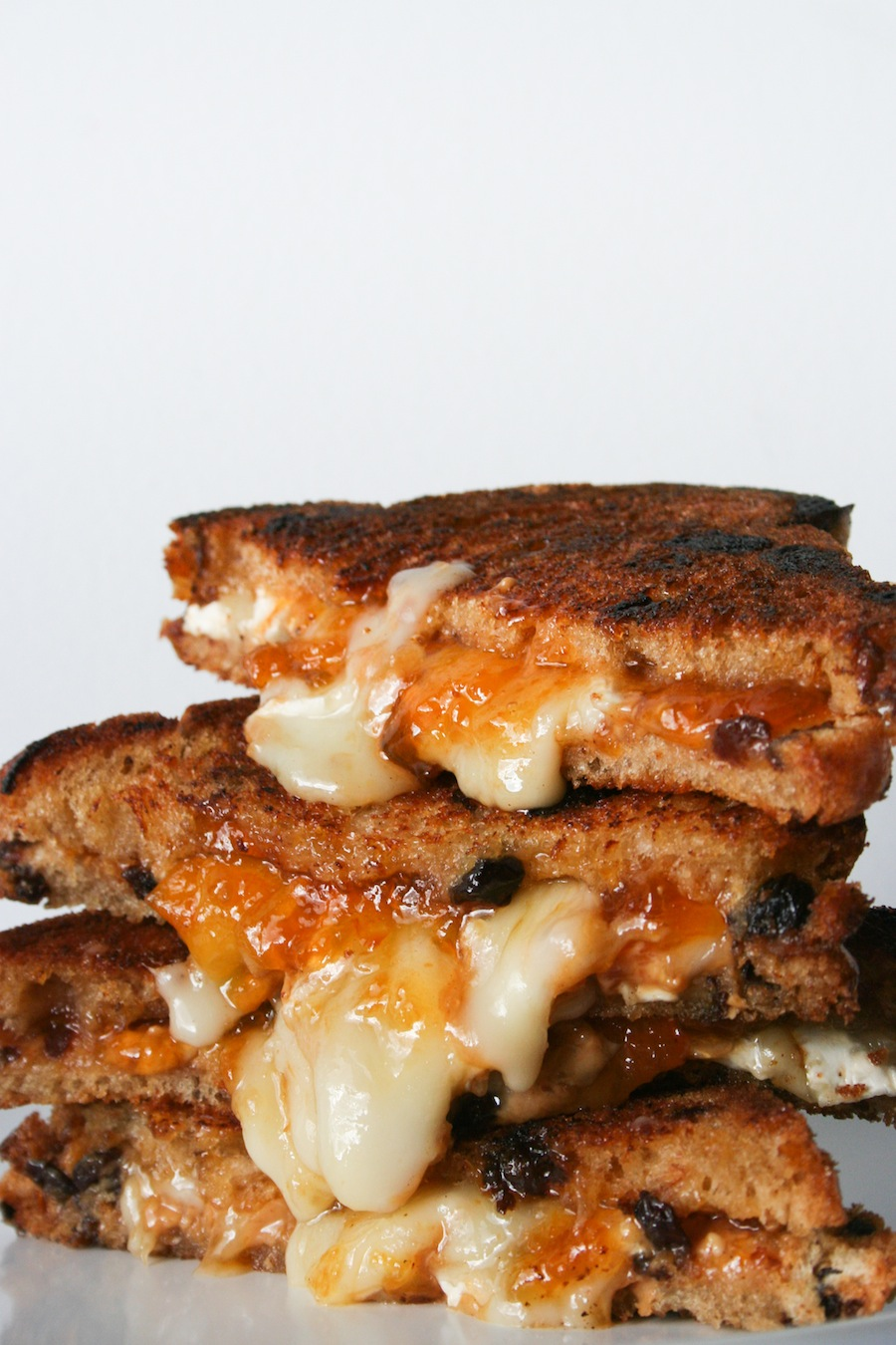 Peanut Butter & Jelly Grilled Cheese Sandwich
