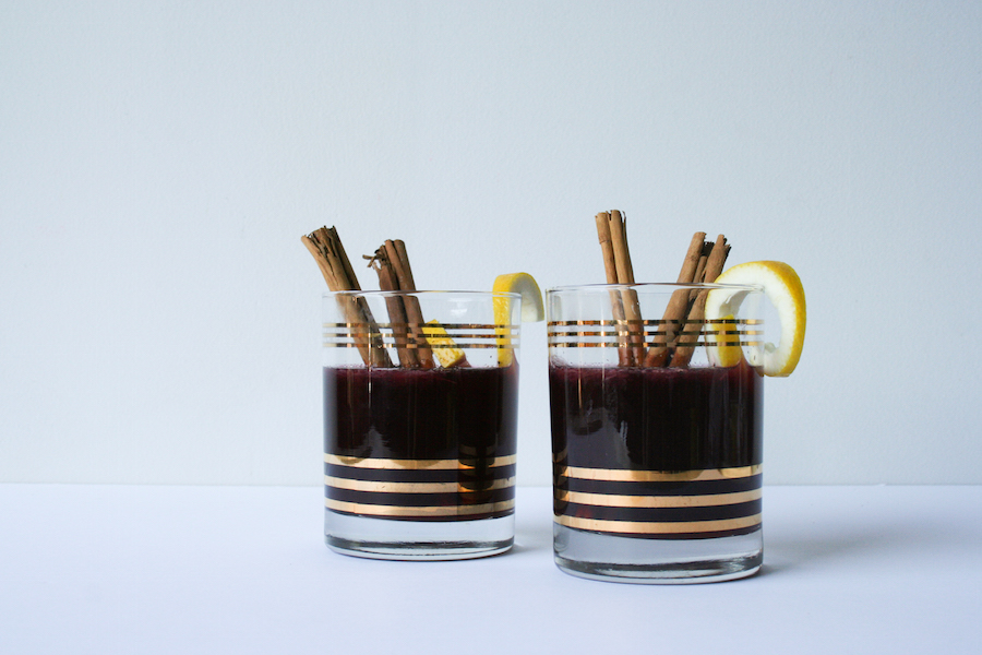 Red Wine Hot Toddy Recipe // Legal Miss Sunshine