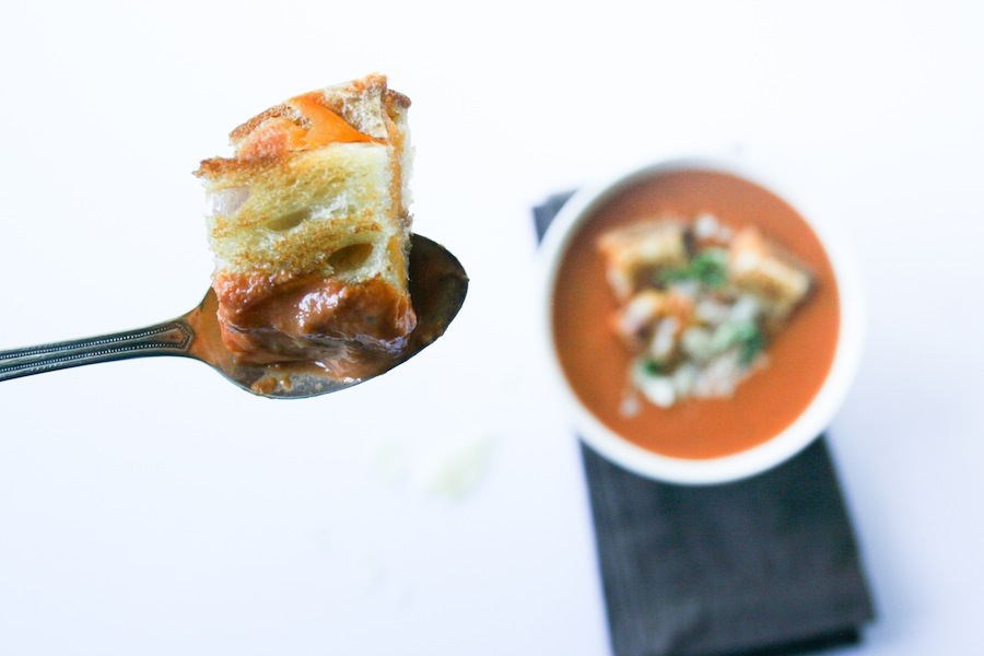 ... soup with curried brown butter creamy tomato soup with brown butter