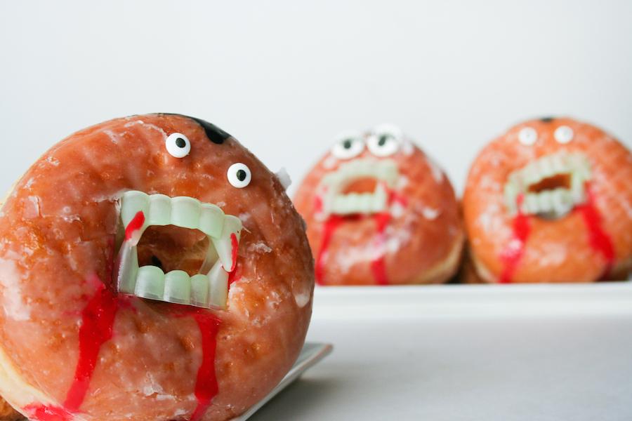 Vampire Donuts // #13NightsOfDonuts // Legal Miss Sunshine