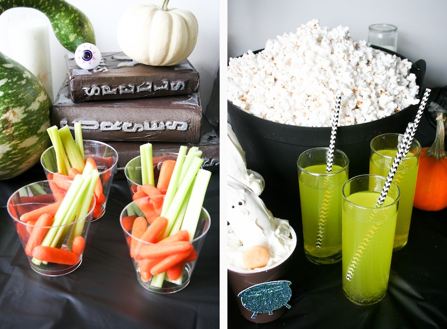 Witches Brew Halloween Party // Legal Miss Sunshine