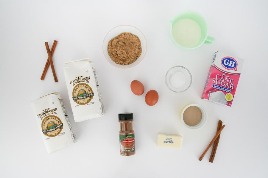 Homemade Cinnamon Rolls // Legal Miss Sunshine