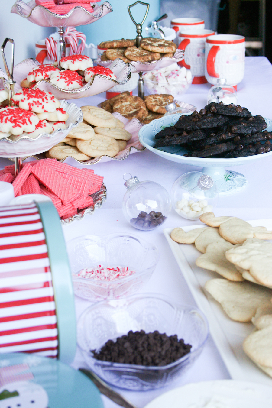 Cookie Exchange Party // Legal Miss Sunshine