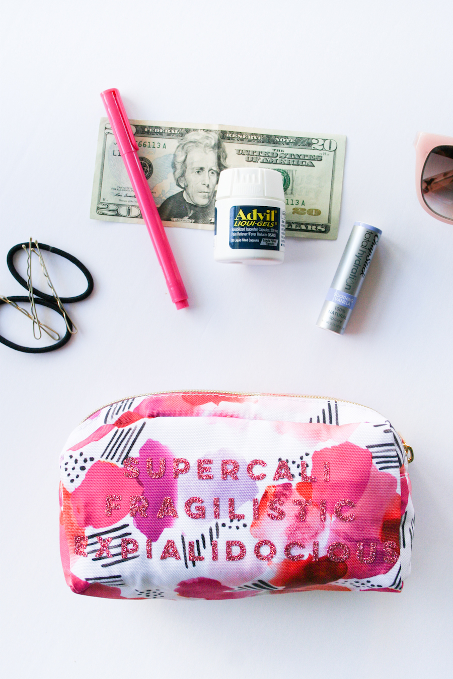 DIY Date Night Emergency Kit // Legal Miss Sunshine