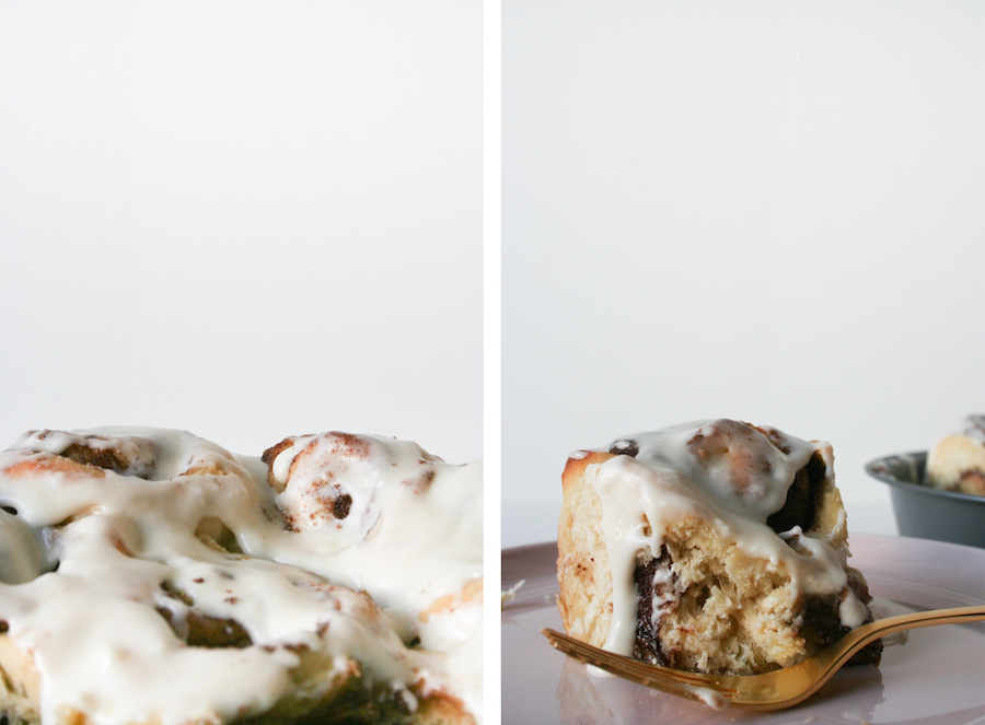 Homemade Cinnamon Rolls // Legal Miss Sunshine