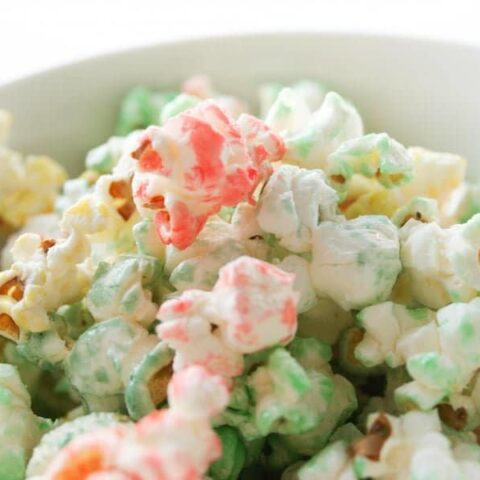 Rainbow Kettle Corn Recipe