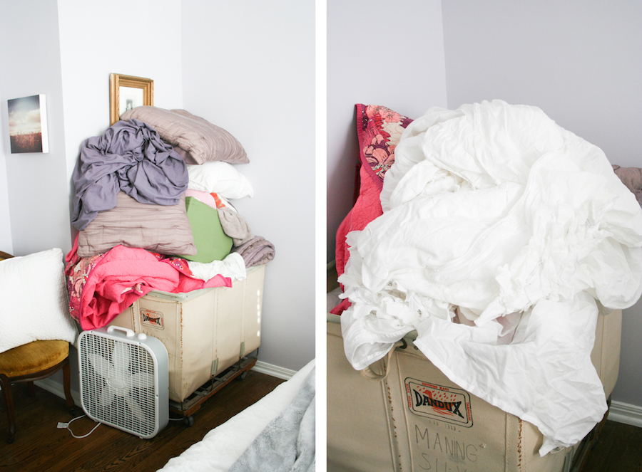 Organization After Renovation Tips // Legal Miss Sunshine