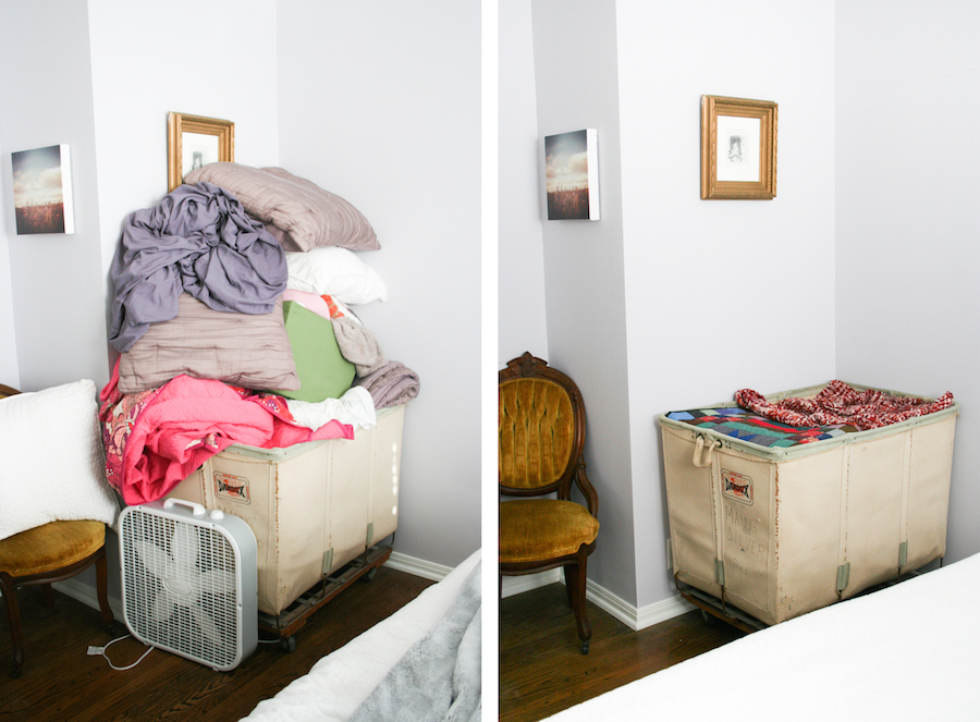 Organization After Renovation Tips // Legal Miss Sunshine