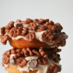Count Chocula Cereal Milk Halloween Donuts